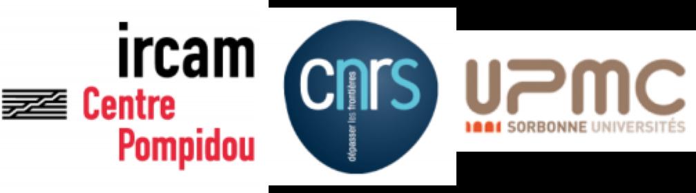 STMS Ircam-CNRS-UPMC